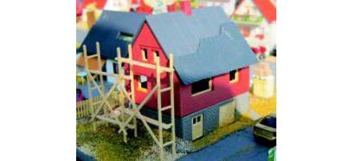 SAI 0210 - Lot de 2 maisons en construction - SAI