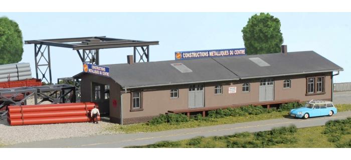 SAI 0137 - Constructions Métalliques du centre - SAI