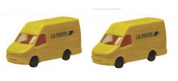 SAI 5838 - 2 fourgonnettes Iveco Daily