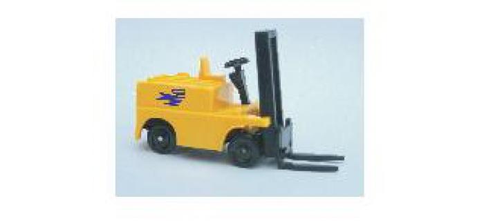 SAI 0871 - Transporteur - Élévateur jaune PTT - SAI