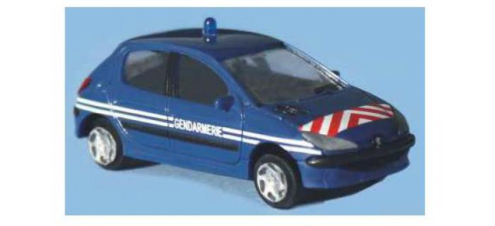 SAI 2173 - Peugeot 206, Gendarmerie - SAI