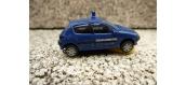 Train électrique : Peugeot 206, girophare clignotant et phares fonctionnels