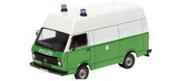 Train électrique : SCHUCO SCHU25875 - VW LT Police