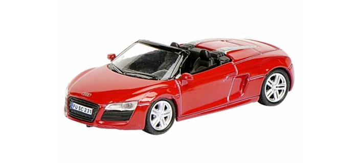 MODELISME FERROVIARE SCHUCO SCHU26033 - Audi R8 Spyder Facelift