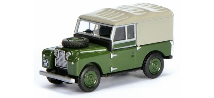 Modélisme ferroviaire : SCHUCO SCHU26036 - Land Rover 88