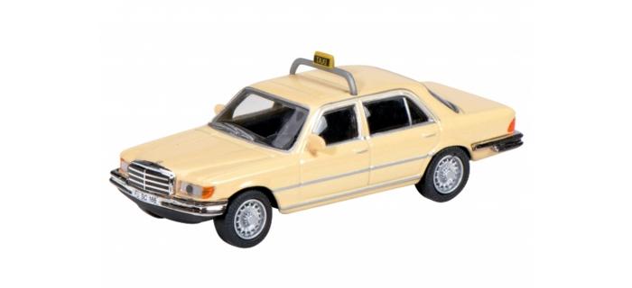 MODELISME FERROVIARE SCHUCO SCHU26051 - Mercedes-Benz S-Klasse Limousine