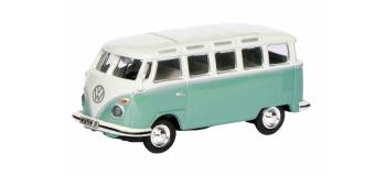 Train électrique : SCHUCO SCHU26085 - VW T1 Samba