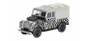 Train électrique : SCHUCO SCHU26097 - Land Rover
