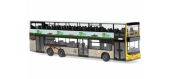 SCHU67754 - MAN LION S CITY DL 07 1/87 - Schuco