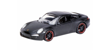 SCHU26060 - Porsche 911 CARRERA S NOIR M/87 - Schuco