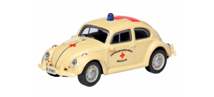 SCHU26057 - VW KAFER BRK PRASIDIUM 1/87 - Schuco