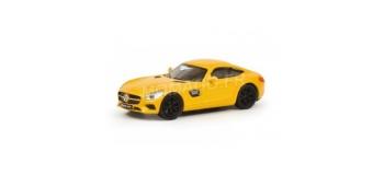 Modélisme ferroviaire : SCHU452634200 - Mercédes-Benz AMG GT Jaune