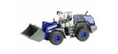 SCHU25972 - Chargeuse sur pneus Liebherr 550