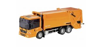 SCHU25978 - Camion à poubelles Mercedes-Benz Econic   - Schuco