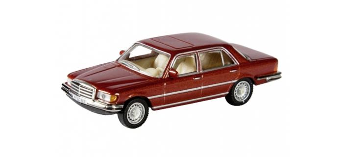 SCHU26003 - Berline Mercedes-Benz classe S - Schuco