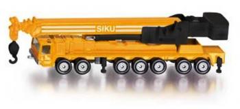 Modélisme ferroviaire : SIKU1623 - Engin de chantier Mega lifter