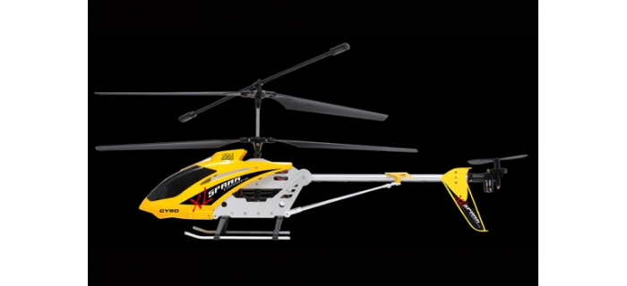 T5121 - Hélicoptère Spark Trainer XL - T2M
