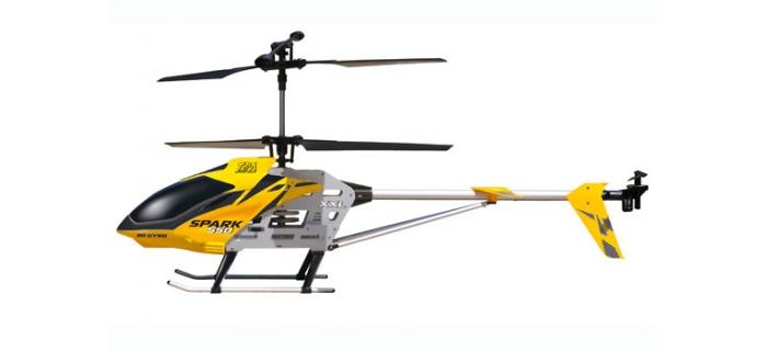 T5125 - Hélicoptère Spark 550 XXL - T2M