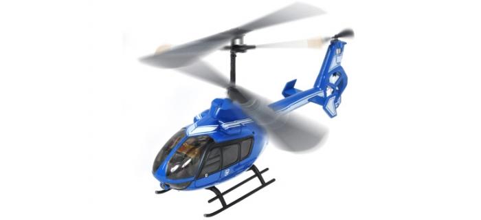 T5122 - Hélicoptère radiocommandé EC135 Gendarmerie - T2M