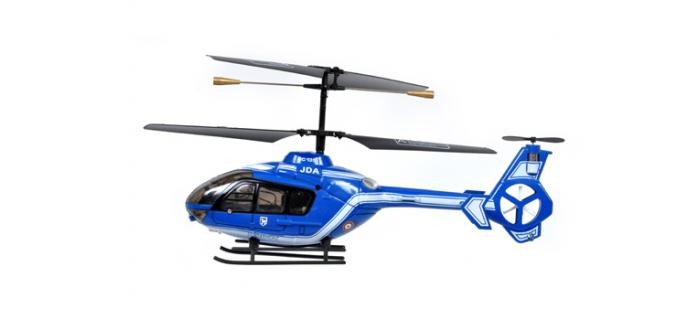 T5122 - Hélicoptère RC EC135 Gendarmerie - T2M