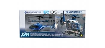 RC T2M T5122 - Hélicoptère EC135 Gendarmerie - T2M