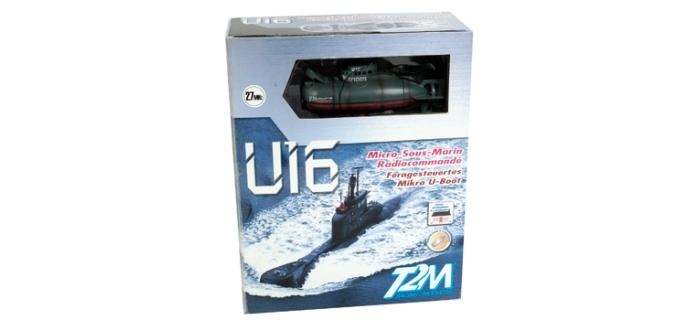 T612 - Micro sous marin U16 - T2M