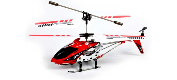 T5131 - Hélicoptère radiocommandé iSpark - T2M