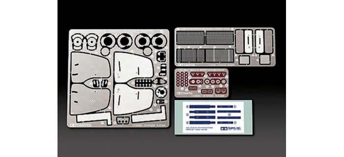 Maquettes : TAMIYA TAM12639 - Photo-decoupe Lotus 79 1979