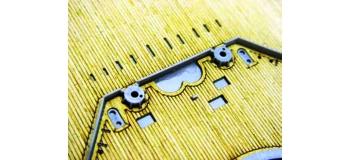 Maquettes : TAMIYA TAM12645 - Stickers Pont Bois Yamato.