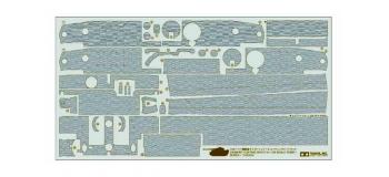 Maquettes : TAMIYA TAM12647 - Stickers Zimmerit Tiger I