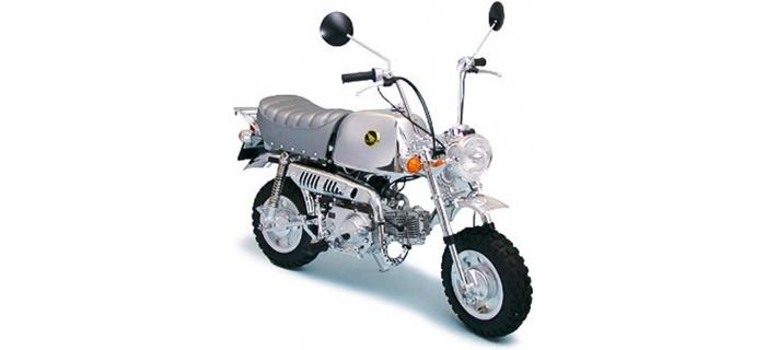 Maquettes : TAMIYA TAM16031 - Honda Gorilla Spring