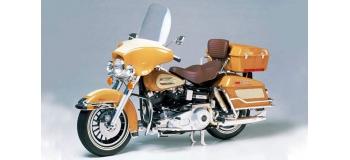 Maquettes : TAMIYA TAM16040 - Harley Davidson FLH Classic
