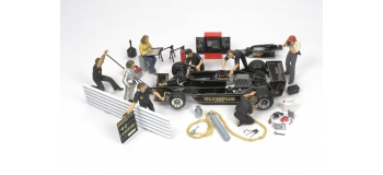 Maquettes : TAMIYA TAM20063 - Stand F1 70/85