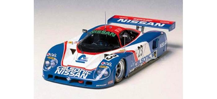 Maquettes : TAMIYA TAM24093 - Nissan R89C