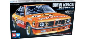 Maquettes :  TAMIYA TAM24322 - BMW 635CSI Jägermeister