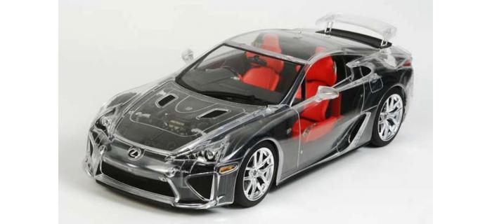 Maquettes : TAMIYA TAM24325 - Lexus LFA Full View