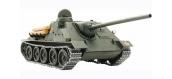 maquettes : TAMIYA TAM25104 - Chasseur de Chars SU-100