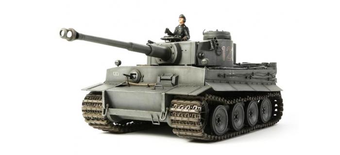 Maquettes : TAMIYA TAM30611 - Char Tiger I Début de Production