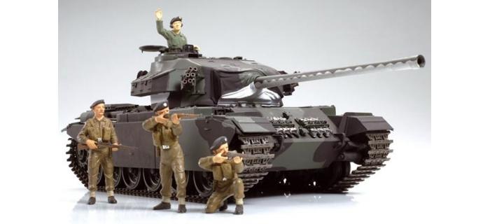 Maquettes : TAMIYA TAM30614 - Centurion Mk.III