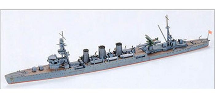 Maquettes : TAMIYA TAM31317 - Croiseur léger Tama