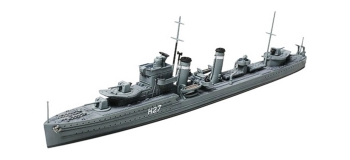 Maquettes : TAMIYA TAM31909 - Destroyer Classe E