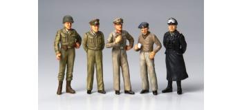 Maquettes : TAMIYA TAM32557 - Généraux célèbres