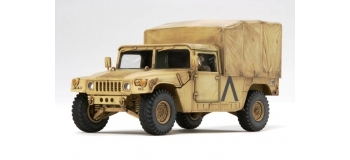 Maquettes : 4X4 Utility Cargo