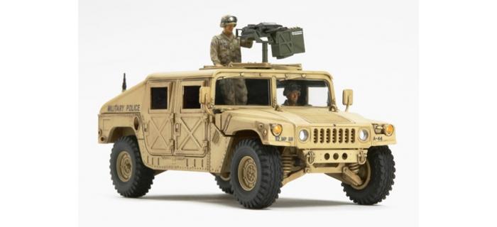 Maquettes : TAMIYA TAM32567 - 4X4 Utility Lance-grenades