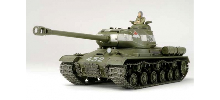 Maquettes : TAMIYA TAM32571 - Char Lourd JS-2 1944