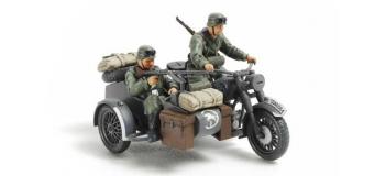 Maquettes : TAMIYA TAM32578 - Sidecar Allemand 2ème G.M.