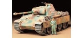 Maquettes :  TAMIYA TAM35170 - Panther Ausf.G début de prod.