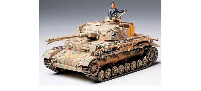 Maquettes : TAM35181 - Panzer IV Ausf.J