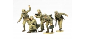 Maquettes : TAMIYA TAM35314 - Infanterie D.A.K.