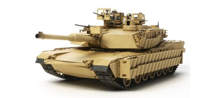 Maquettes : TAMIYA TAM35326 - M1A2 SEP Abrams TUSK II